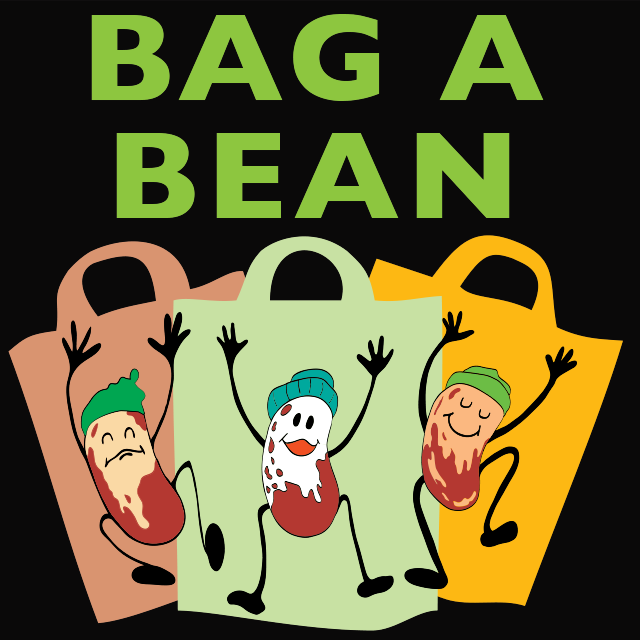 click to learn about our current list of bag a bean organizations