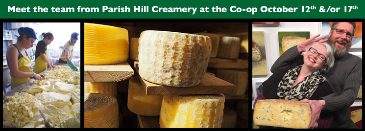POM Parish Hill Creamery