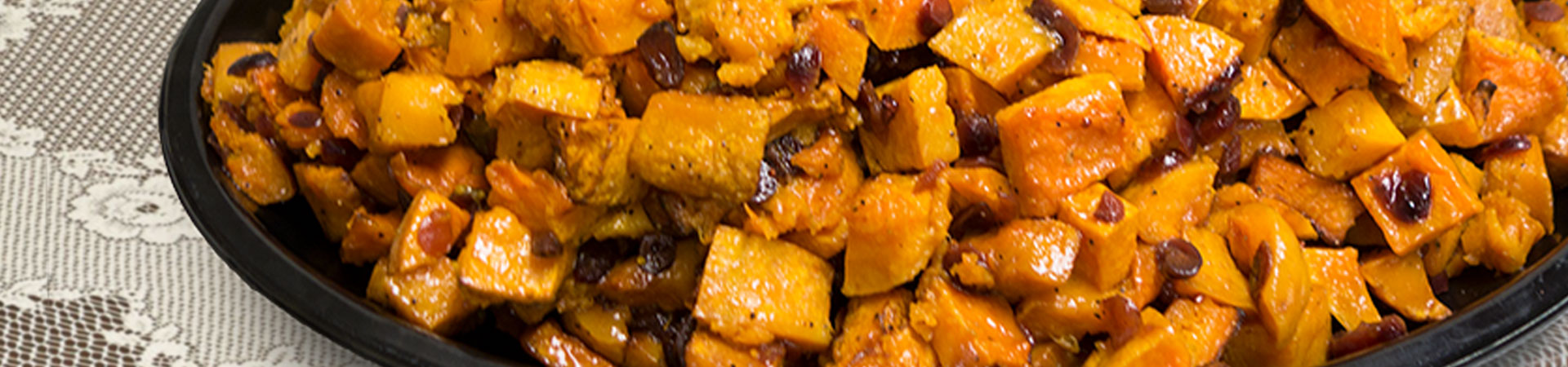 Local, Organic, Roasted Butternut Squash