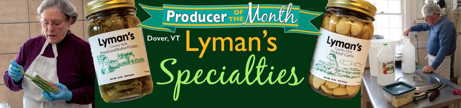 May Producer of the Month