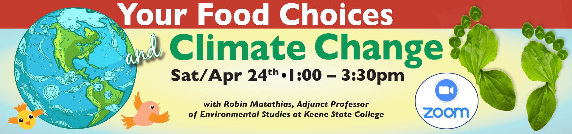 Food Choices and Climate Change