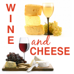 Wine and Cheese Sampling