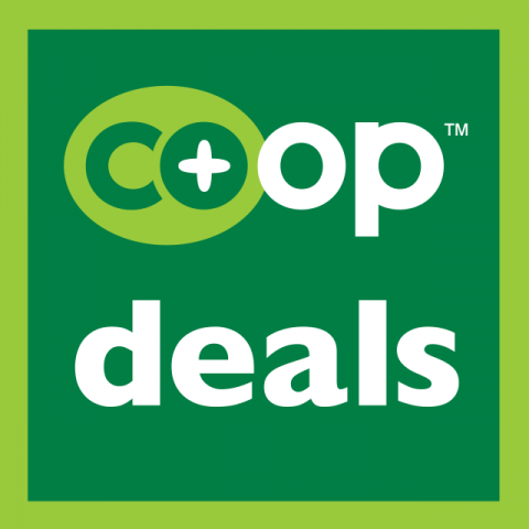 Co+op Deals National Co-op Savings Program