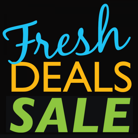 Fresh Deals Sale (Every month from the 15th to the 21st) All fresh items, mostly local!