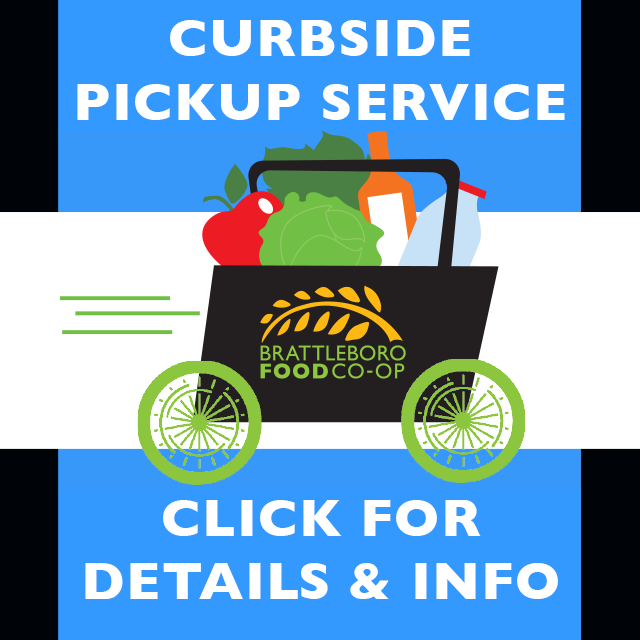 click for curbside pickup information