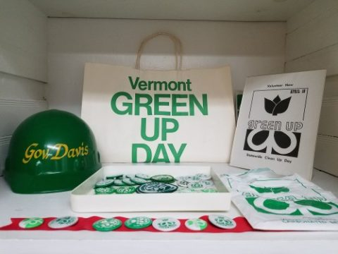 Green Up Day design 1979