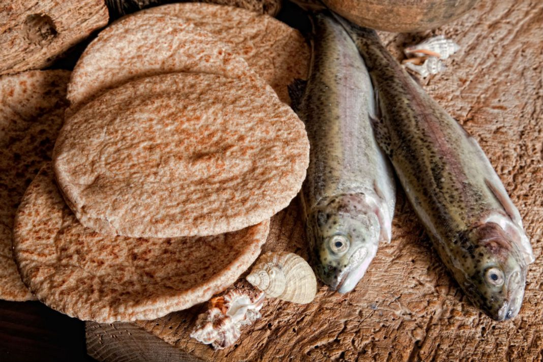 Loaves and Fishes at St. Michael's