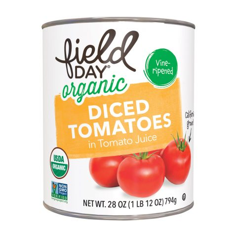 Field Day Organic Diced Tomatoes