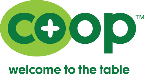 Co-op Welcome to the Table logo