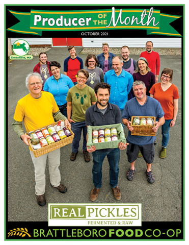 Producer of the Month: Real Pickles