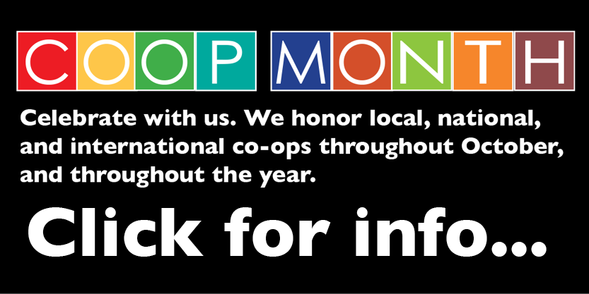 click to learn about Co-op Month